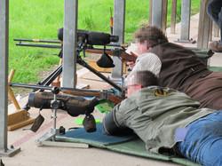 Prone shooting