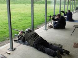 Shooting on the A Range