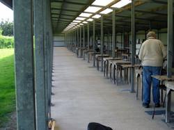 100m Shooting Area
