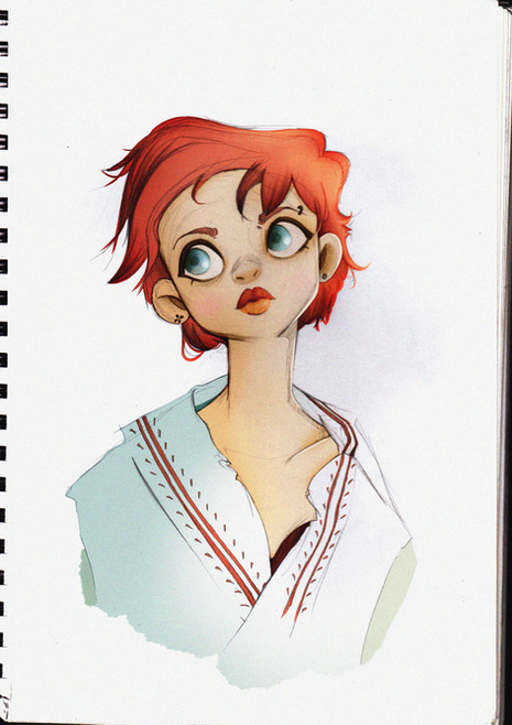 Original Character (Portrait)