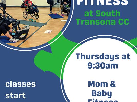 Peg Family Fitness at STCC!