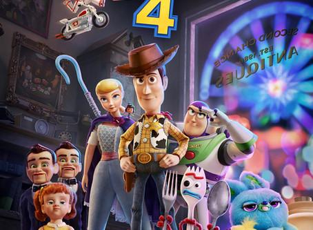 Toy Story 4 - Jan. 31 @ 6:30PM