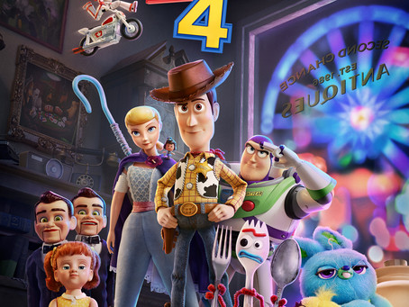 Toy Story 4 - Jan. 31 @ 6:30PM