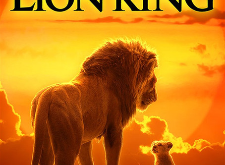 The Lion King (2019) - Feb. 14 @ 6:30PM