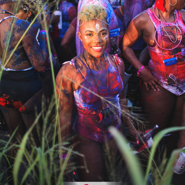 EVENTS BARBADOS_Native Jouvert_2017 (Bra