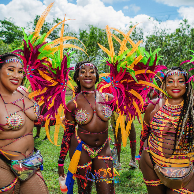 Events Barbados_Xhosa Kadooment_ 2019 (1