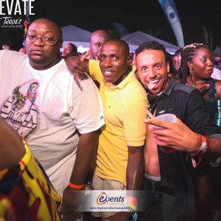 EVENTS BARBADOS_Elevate St. Tropez_2017