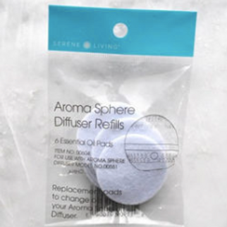 Aromasphere Diffuser Refill pads