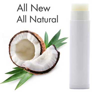 Coconut Oil Base Lip Balm