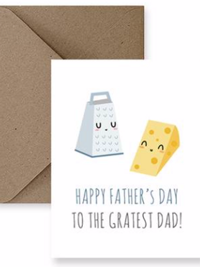 IMPAPER Fathers Day Card