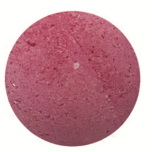 Sugared Rose Petal  Bath Bomb
