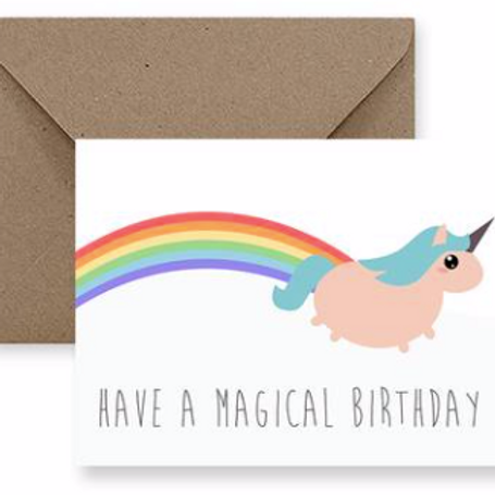 IMPAPER Birthday Cards