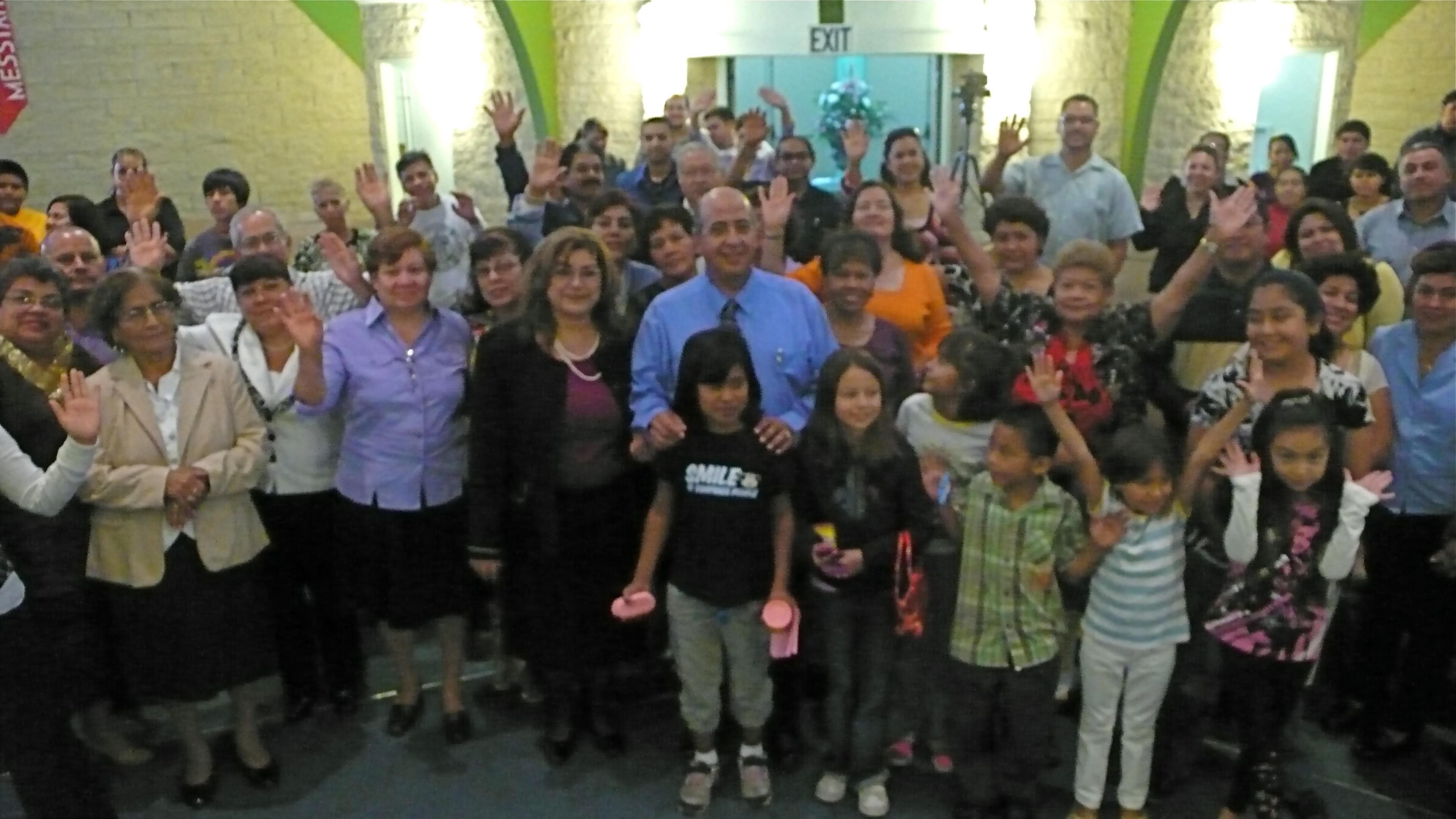 Viajes del Pastor Nacional