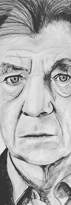 Ian McKellen #ianmckellen #gandalf #magn
