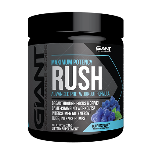 Giant Performance Rush Pre Workout