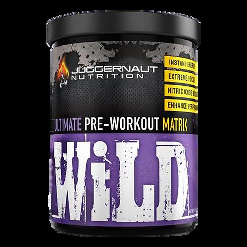 Wild Pre Workout