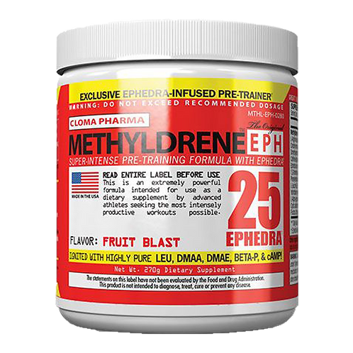 Methyldrene Pre Workout