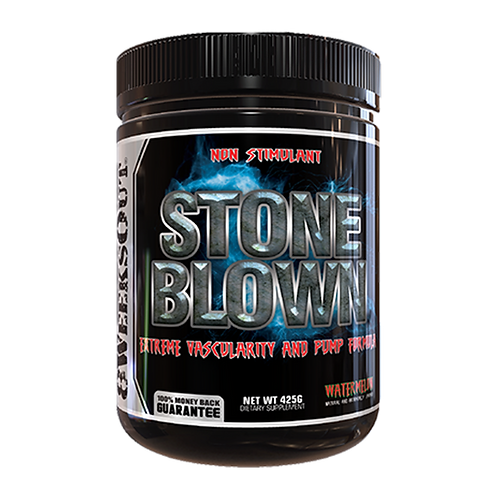 Stone Blown