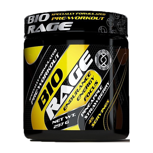 Bio Rage Pre Workout