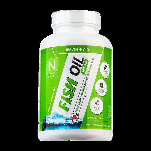 Nutrakey Fish Oil
