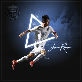 Graphic for soccer player Jarvin Ramirez