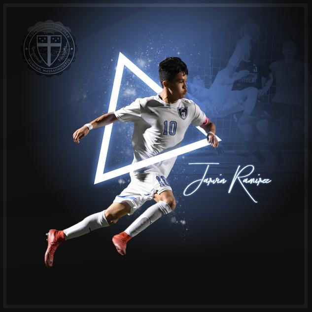 Graphic for soccer player Jarvin Ramirez