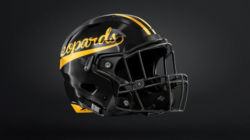 London Leopards helmet.jpg