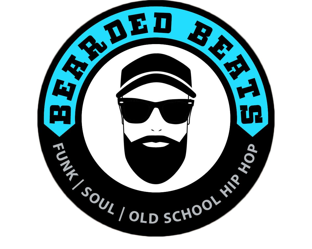Logo created for DJ 'Bearded Beats'