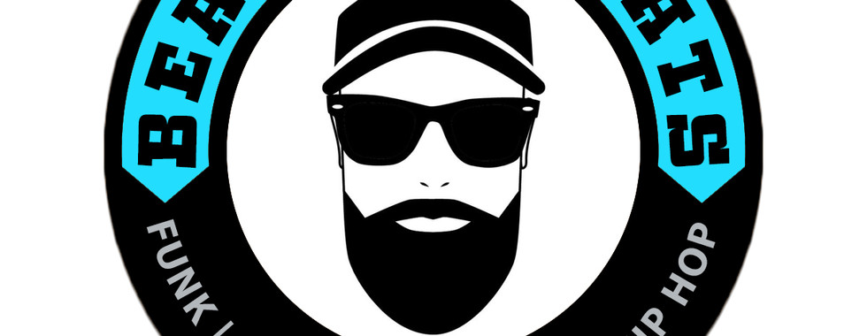 Logo created for DJ 'Bearded Beats'