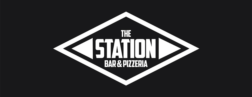 Logo designed for Bright & Hove based bar/restaurant The Station.