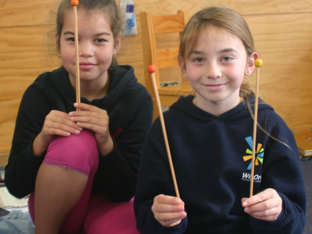 Montessori Knitting – Making your Tools.
