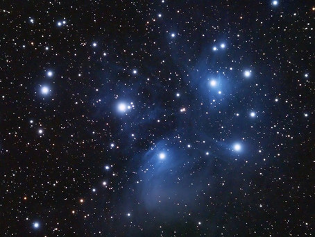 Matariki - Celebrating a New Year with an old tradition.