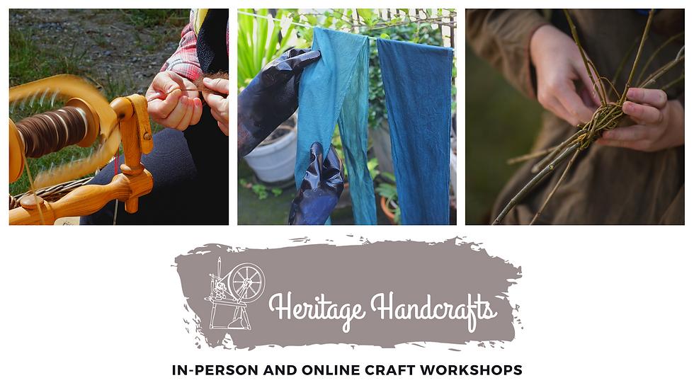 Copy of Heritage Handcrafts Facebook Cov