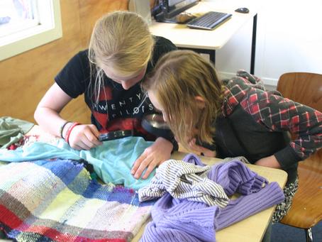 Examining Our Textiles