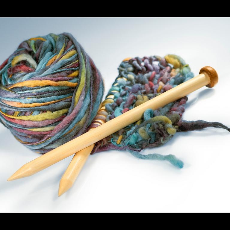 Knitting Needle Making