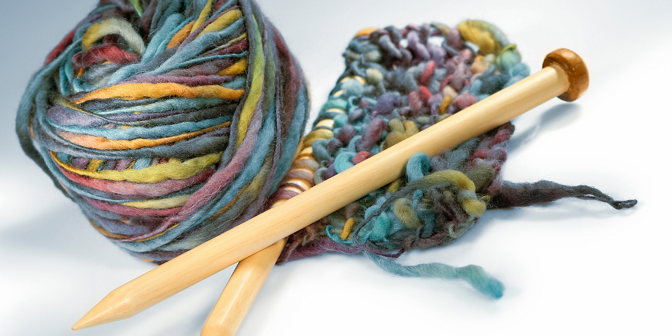 Knitting Needle Making - SOLD OUT