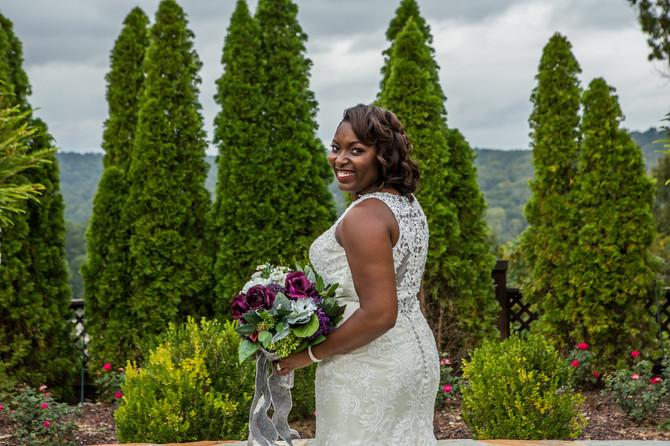ATJ Wedding Hair & Makeup