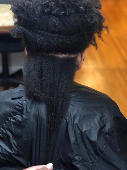 ATJ Natural Hair