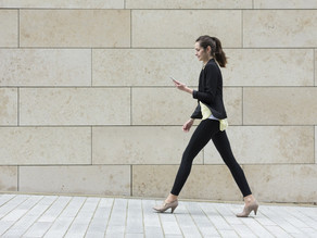 Can Walking 'Give Our Ideas Legs'?