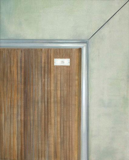 Målning av konstnären Maria Nordin