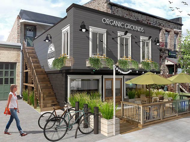 ORGANIC GROUNDS COFFEEHOUSE