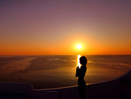 sunset boat namaste.jpg