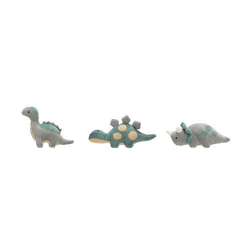 Plush Dinosaur Rattle