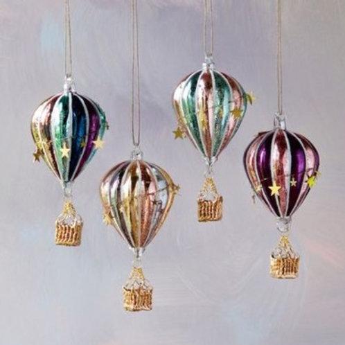 Star Balloon Ornament
