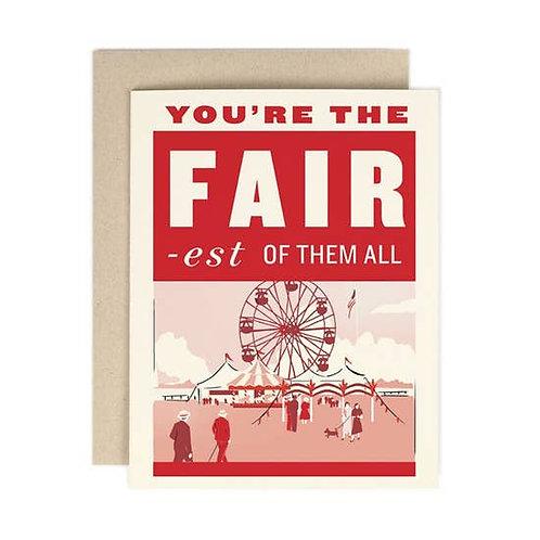 You're the Fairest