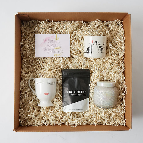 Support a Healthcare Worker Curated Gift Box