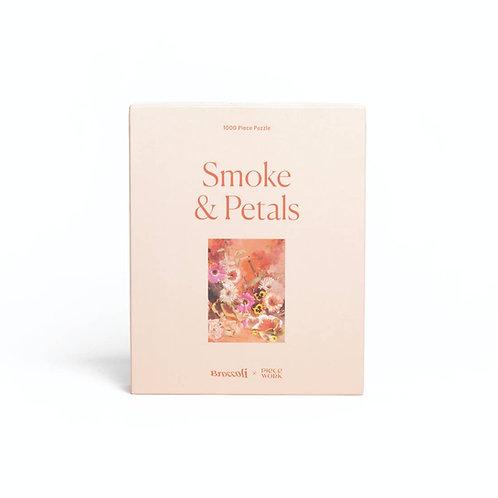 Smoke & Petals Puzzle