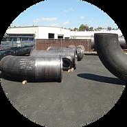 circle Ducting piping tubing PNG.png