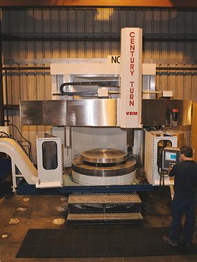 CNC Vertical Boring Mill Machine