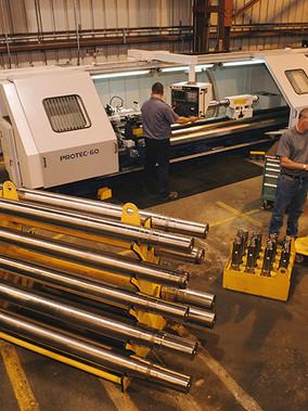 CNC Lathe - Machining of Shafts